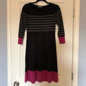 Eliza J | Long Sleeve Sweater Dress Size Small